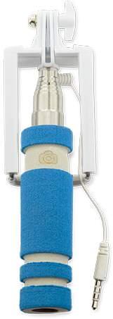 Selfie tyč, modrá