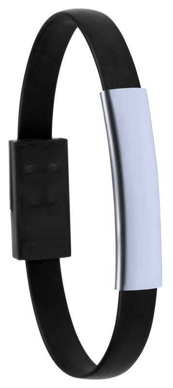 Leriam náramek s USB nabíjecím kabelem