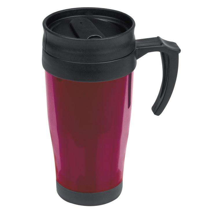 Plastový vínový termohrnek