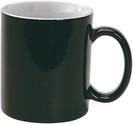 Černý hrnek - 300 ml