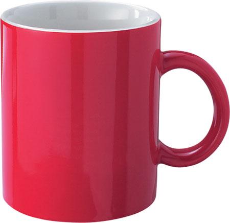 Červený hrnek - 300 ml