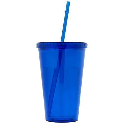 The Milkshaker modrý