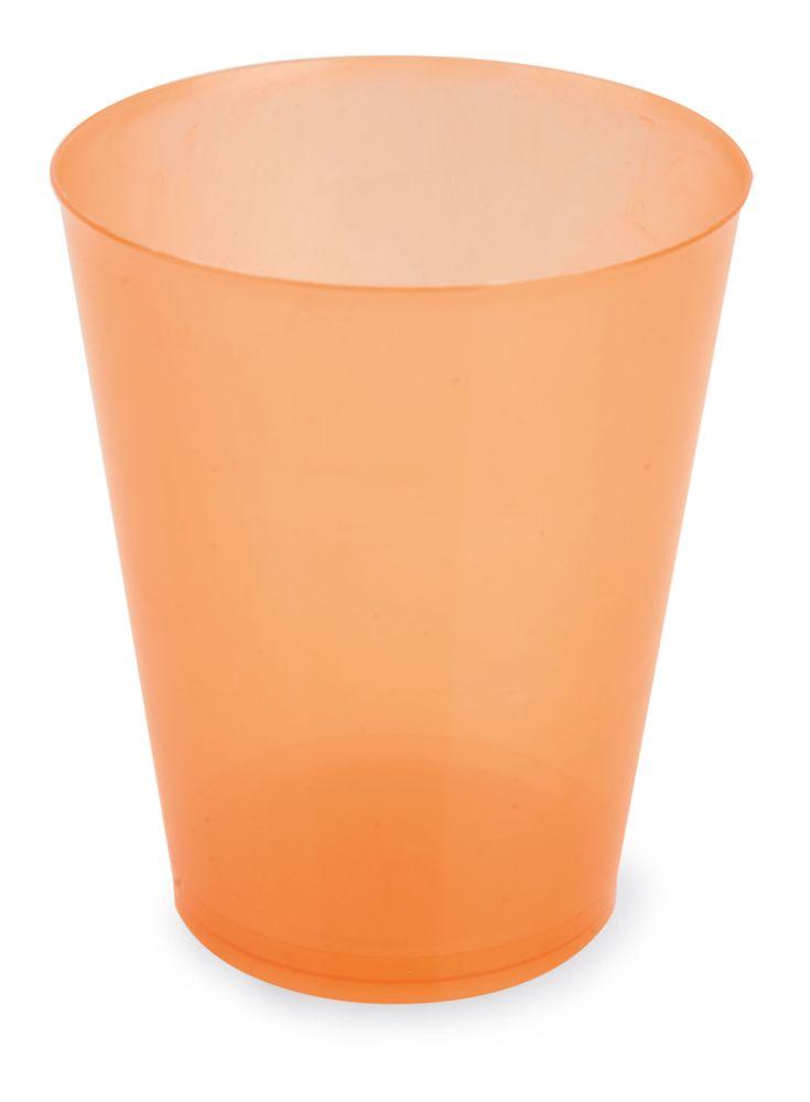 Velký party kelímek oranžový