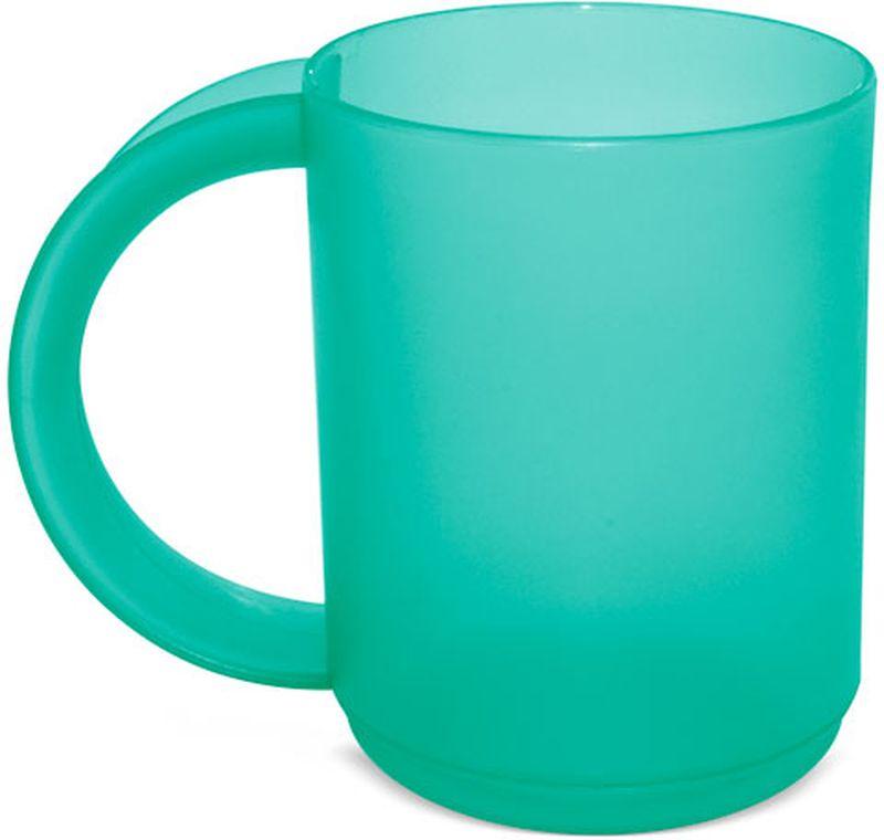 Plastový hrnek zelený