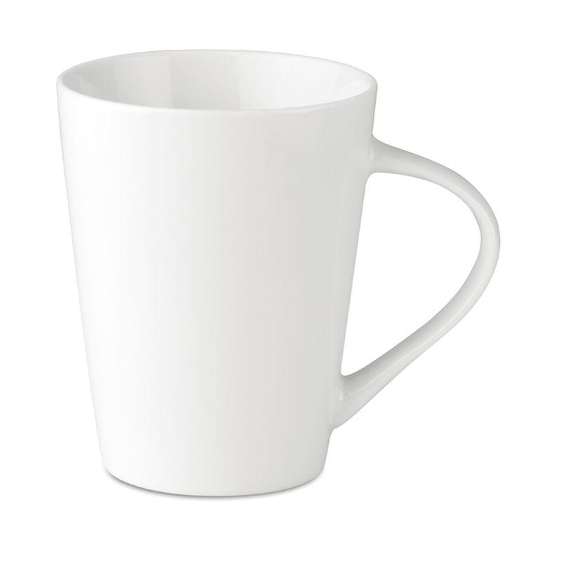 250 ml porcelánový hrnek kónick