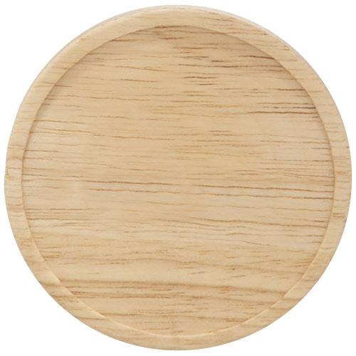 Keramický hrnek s dřevěným víčkem/táckem Hearth