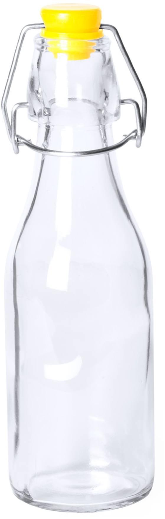 Haser skleněná láhev