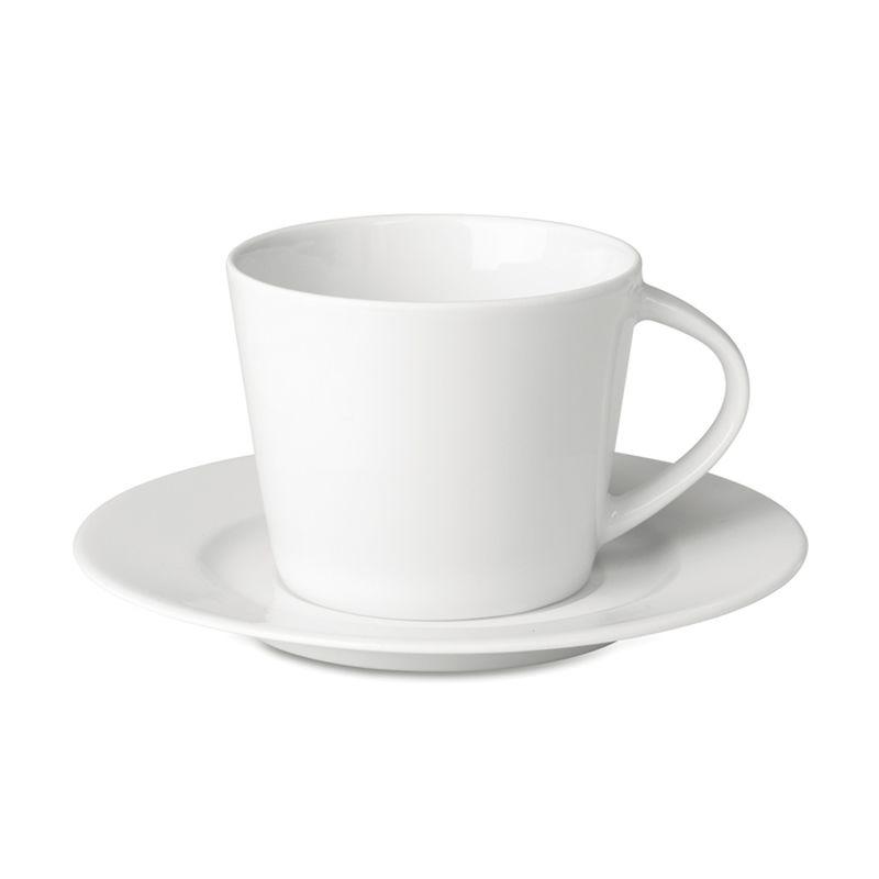 Cappuccino šálek s podšálkem