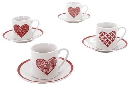 Sada kávových šálků
