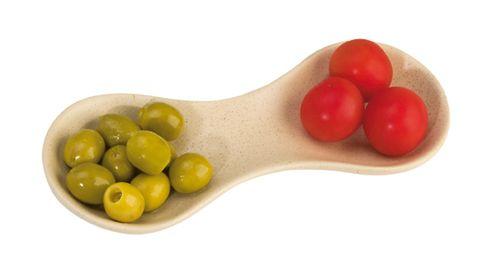 Dvojmiska na olivy