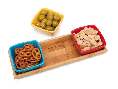Milano Taste snack tácek
