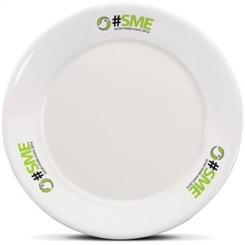 Porcelánový talíř Rotterdam 170mm