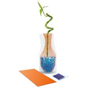Envelope oranžová váza