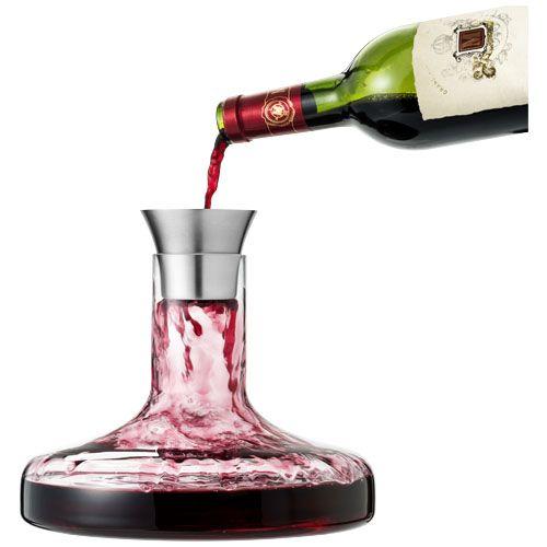 Sada dekantéru vína Flow