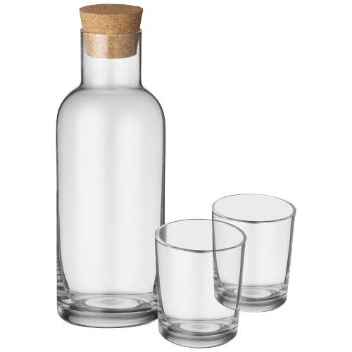 Lane konvice se sadou sklenic