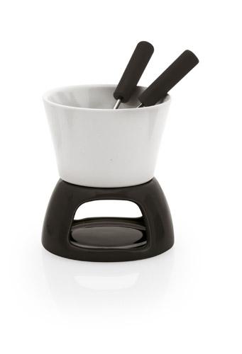 Kenux fondue černá sada