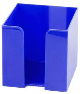 Modrý zásobník na papírky velký