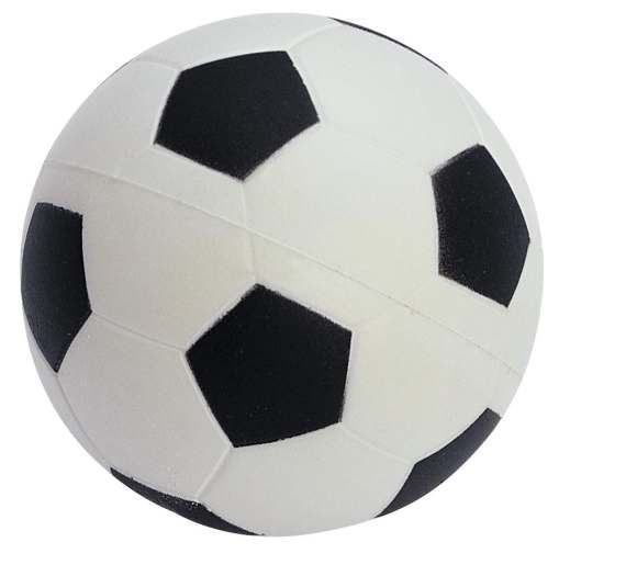 Antistres fotbalový míč