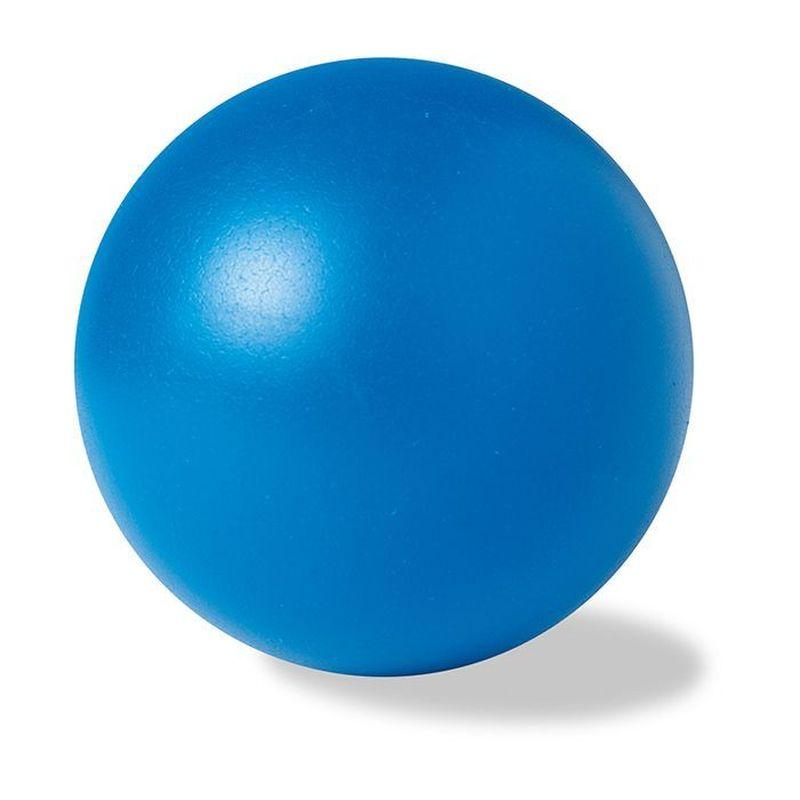 Antistresový modrý míček