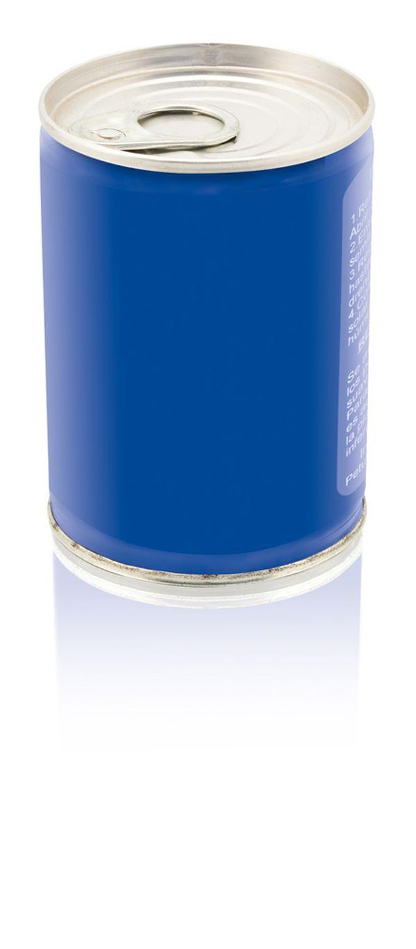 Flowcan modrý květináč