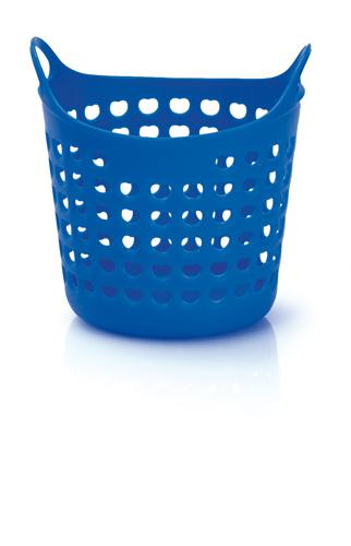 Domi modrý multifunkční košík