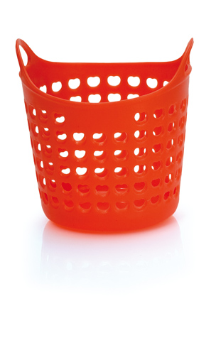 Domi červený multifunkční košík
