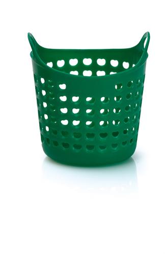 Domi zelený multifunkční košík