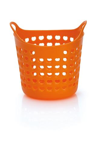Domi oranžový multifunkční košík
