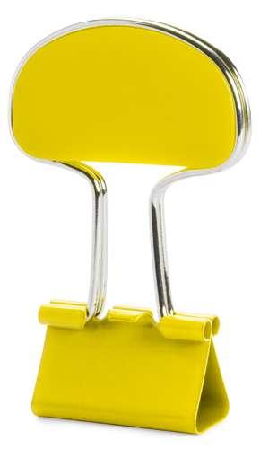 Yonsy žlutý klip na poznámky