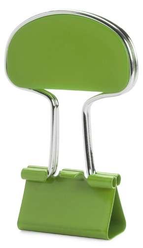 Yonsy zelený klip na poznámky