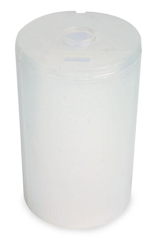 Kontejner na baterie bílý