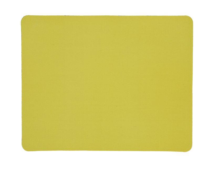 Podložka pod myš žlutá