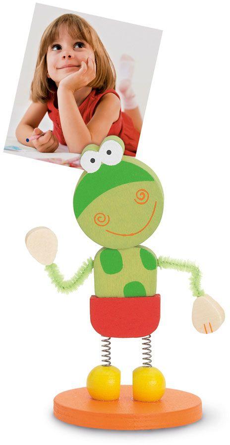 Frog klip na bločky