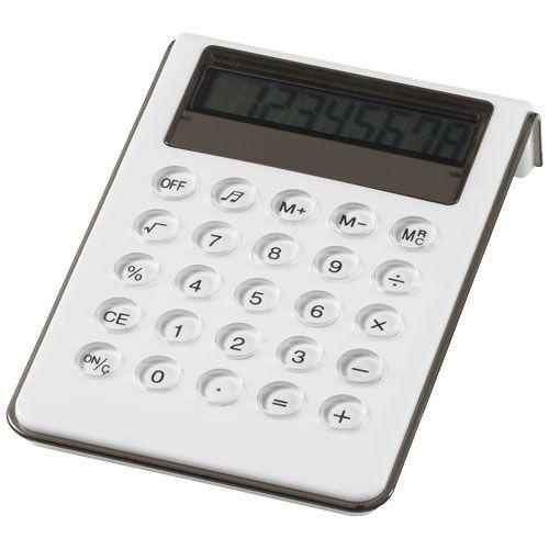 Černá stolní kalkulačka Soundz
