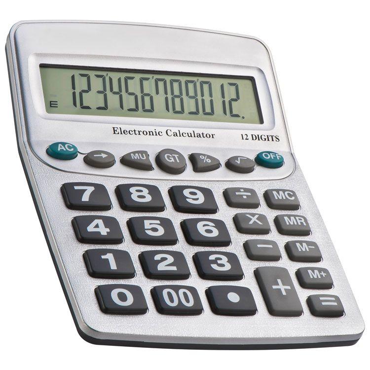 XXL kalkulačka Nola