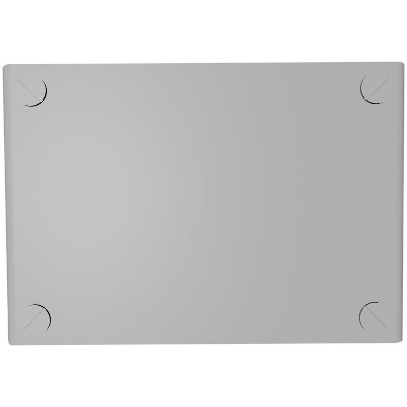 Naklikávací deska stříbrná (plastová) pro kalkulačky