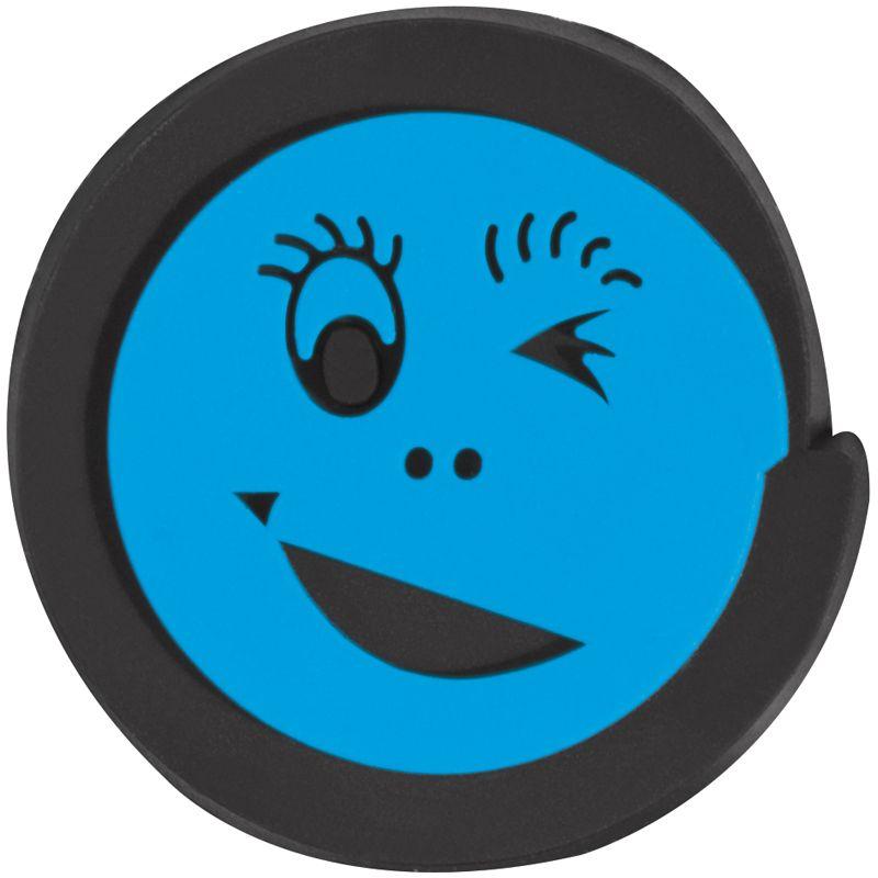 Klick modré vložky na kalkulačku Smajlík