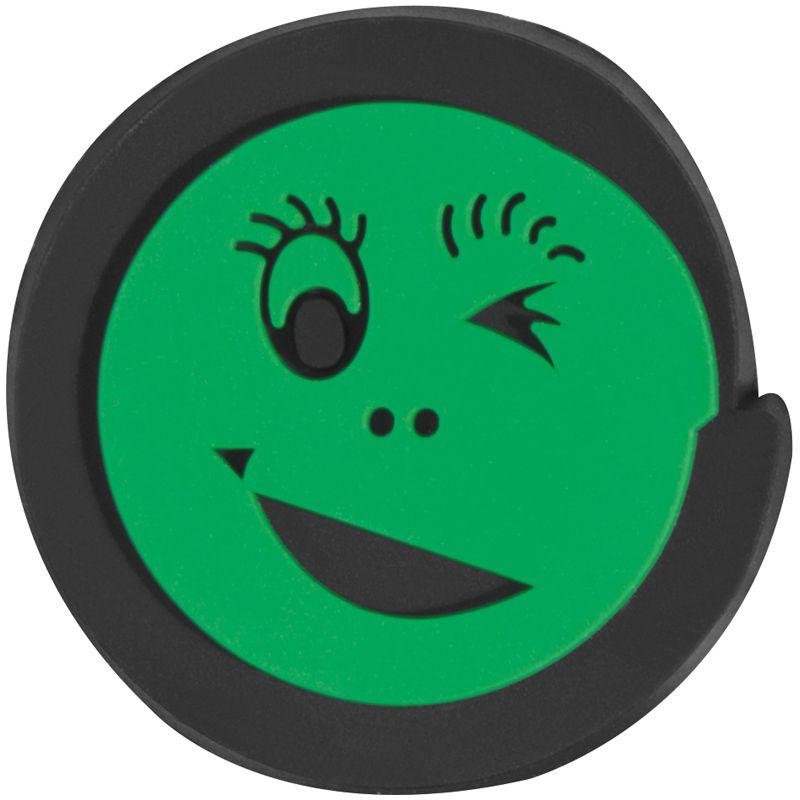 Klick zelené vložky na kalkulačku Smajlík