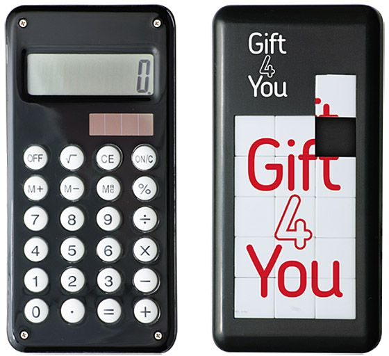 Kalkulačka PUZZLE