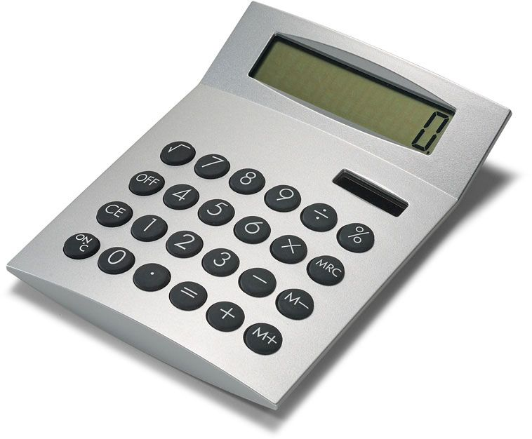 Enfield kalkulačka