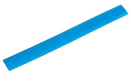 Modré pravítko