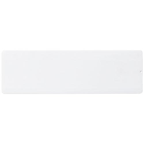 Plastové pravítko Ellison 15 cm s papírovou vložkou