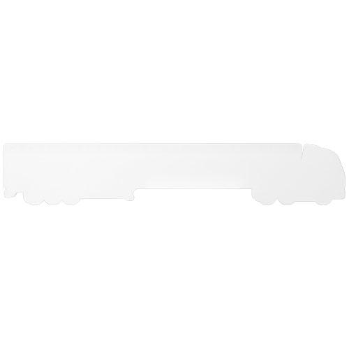 Plastové pravítko ve tvaru nákladního auta Loki 30 cm