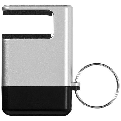 GoGo Mobile černý držák s čistítkem