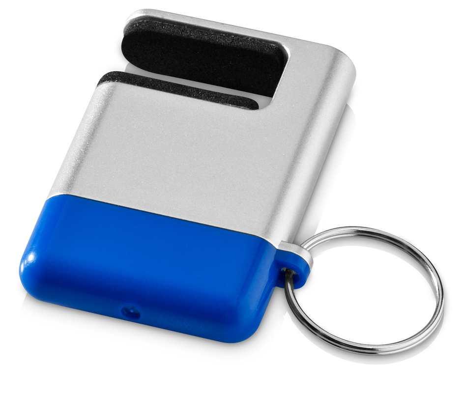 GoGo Mobile modrý držák s čistítkem