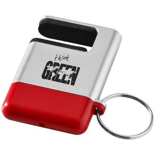 GoGo Mobile červený držák s čistítkem