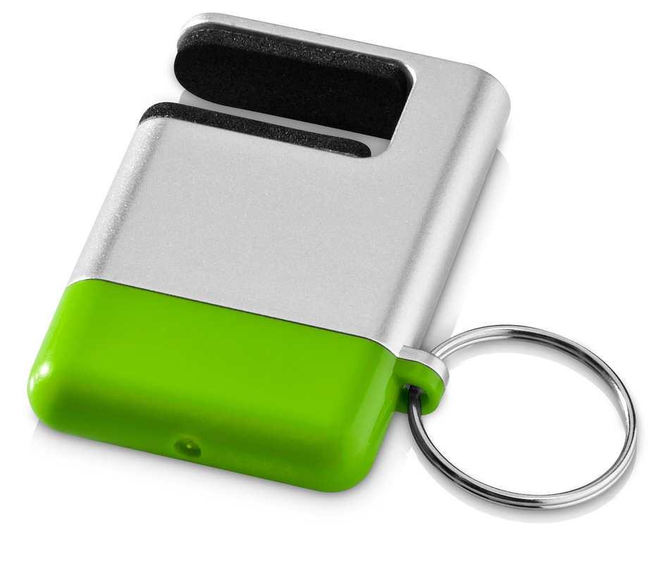 GoGo Mobile limetkový držák s čistítkem