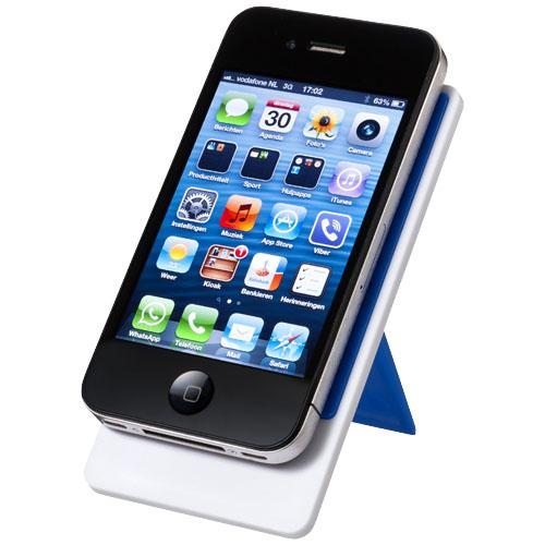 Modrý držák mobilu Flip