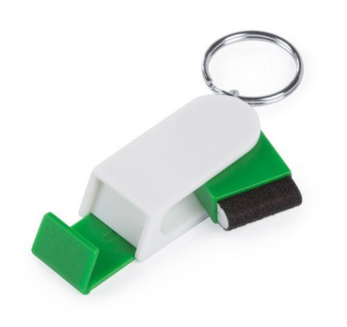 Satari stojánek na mobil s klíčenkou