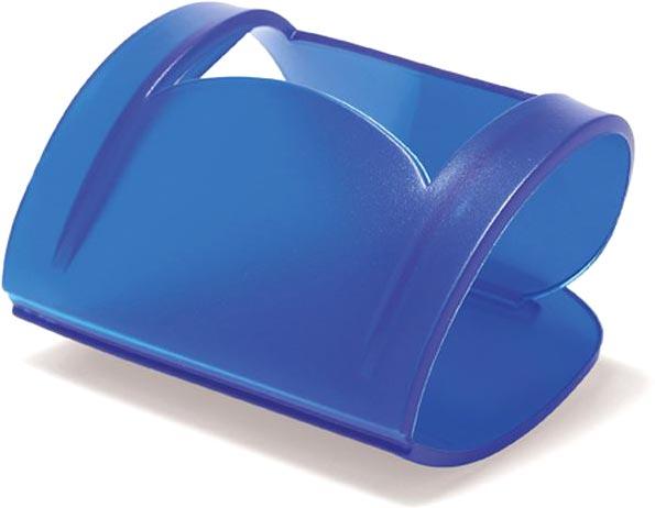 Držák na mobil modrý